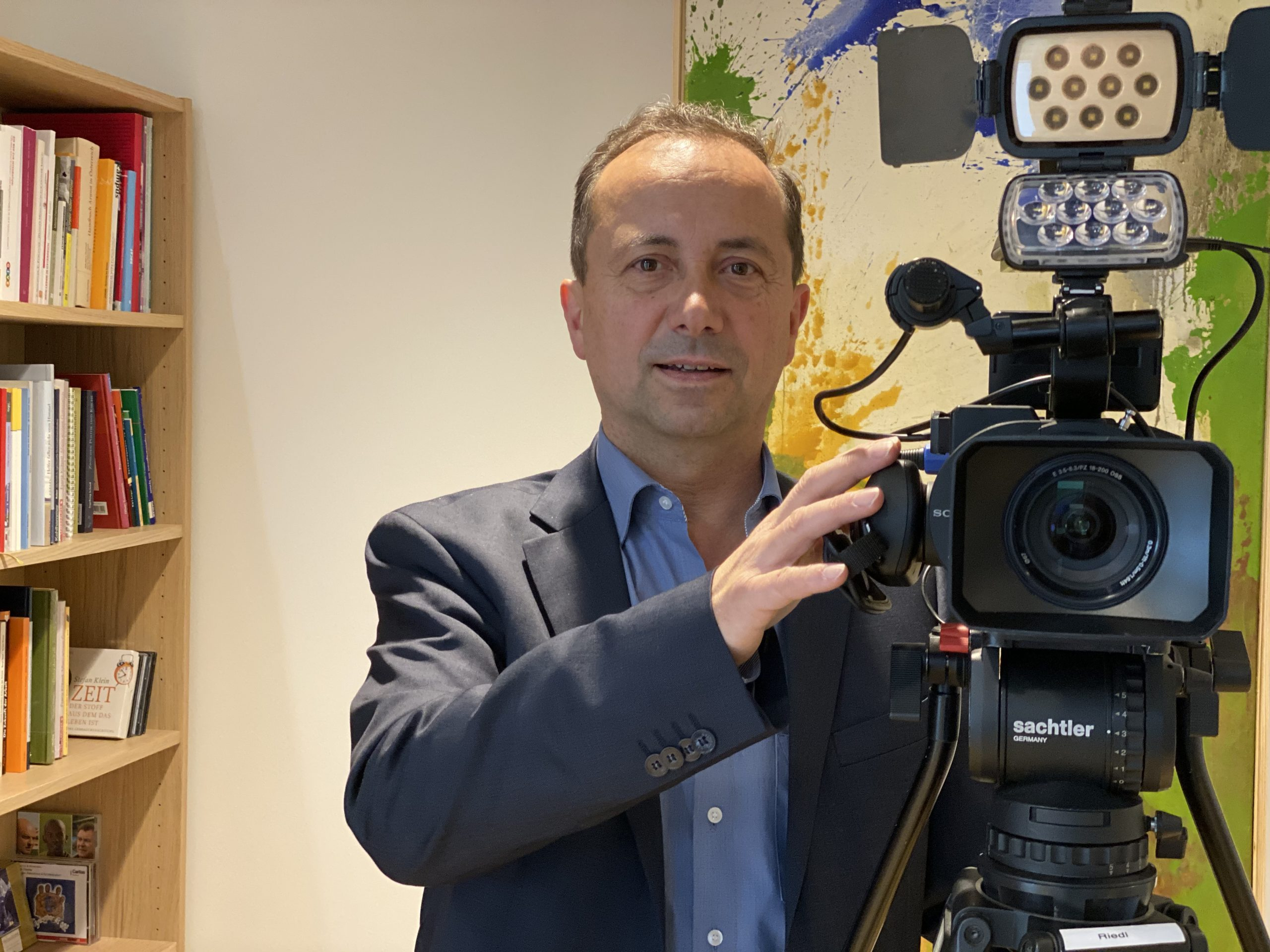 Lothar Riedl (c) kommunikationsmanager.at